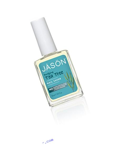 JASON Purifying Tea Tree Nail Saver, 0.5 Ounce