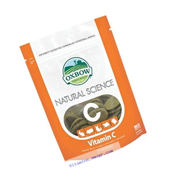 Natural Science - Vitamin C Supplement, 60 Count