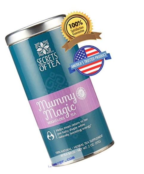 Secrets Of Tea Mummy Magic Weight Loss Tea